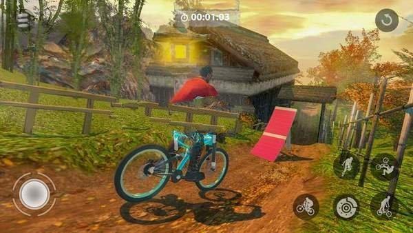 山地骑手竞技赛截图