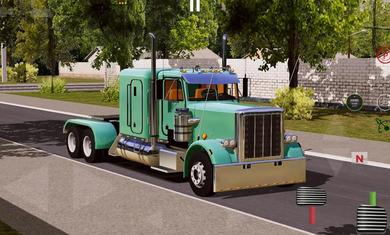 世界卡车驾驶模拟器中国版截图