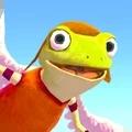 飞翔的蛙人