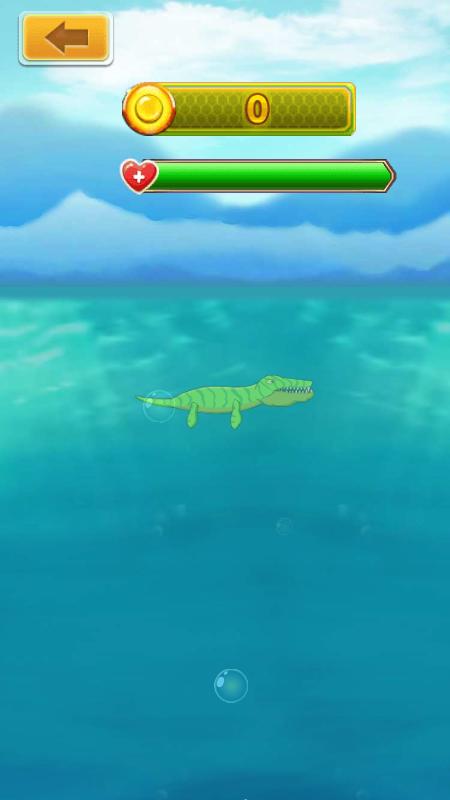深海恐龙进化截图