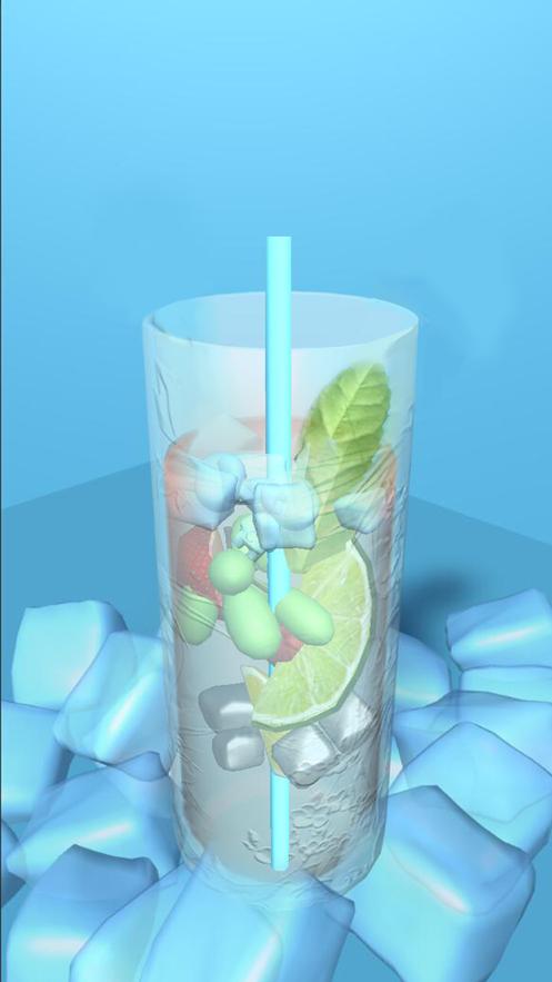 假装喝水模拟器截图