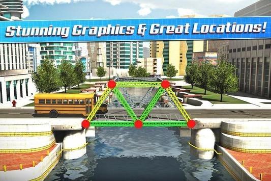 桥梁建造模拟器截图