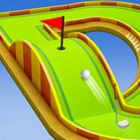 迷你高尔夫巡回赛体育游戏