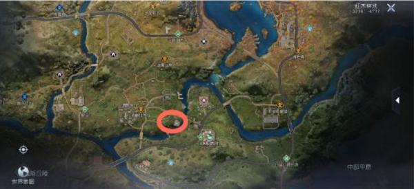 黎明觉醒1-29级材料采集地图分布攻略