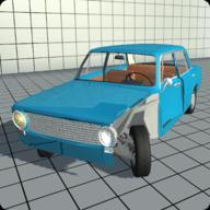简单车祸物理模拟器
