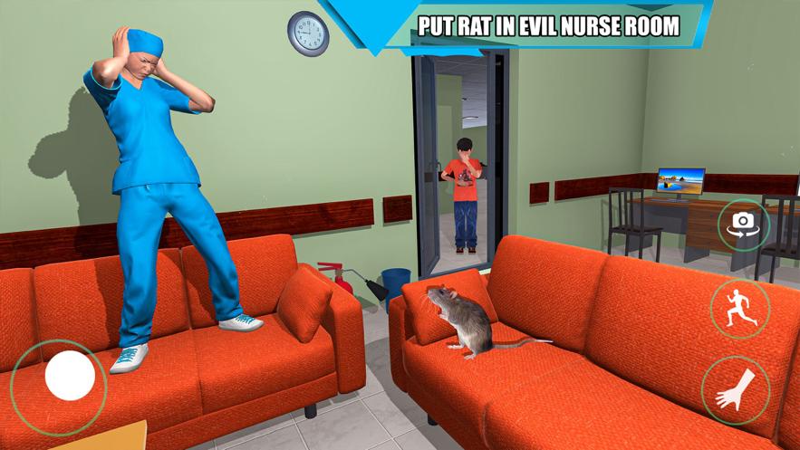 可怕的护士医院恶作剧截图