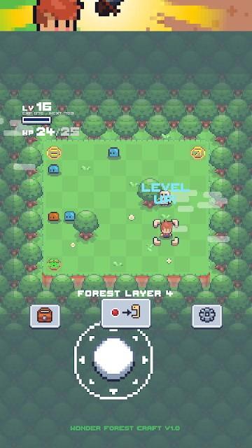森林历险记截图