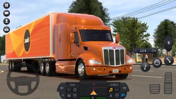 卡车模拟器终极版1.01版本截图