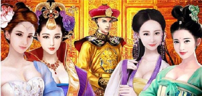 可以自由封妃的皇帝游戏橙光有男妃子合集