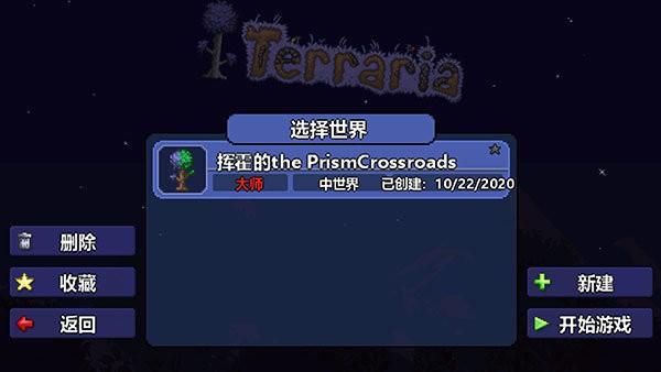 泰拉瑞亚1.4.0.5.0种子十中剑截图3