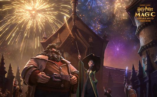 魔法冒险之旅开启,一起重返霍格沃茨!