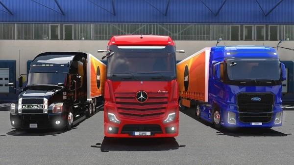 终极卡车模拟器游戏1.01截图