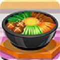 制作韩式料理