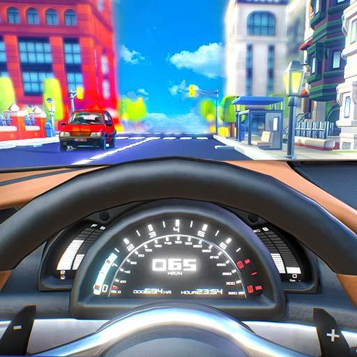 城市开车模拟器2021