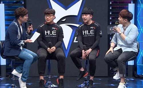英雄联盟HLE为什么叫韩华