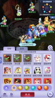 梦幻西游网页版五行擂台试炼攻略