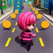 动漫地铁跑者3D